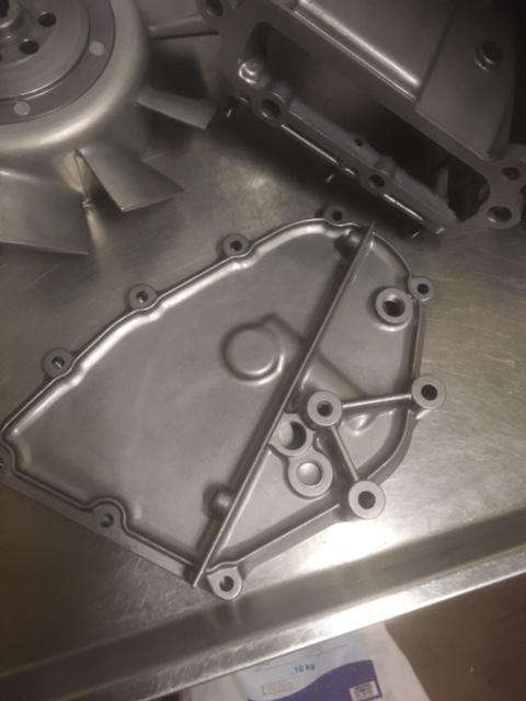 Porsche dele efter AquaNife Vandpolering
