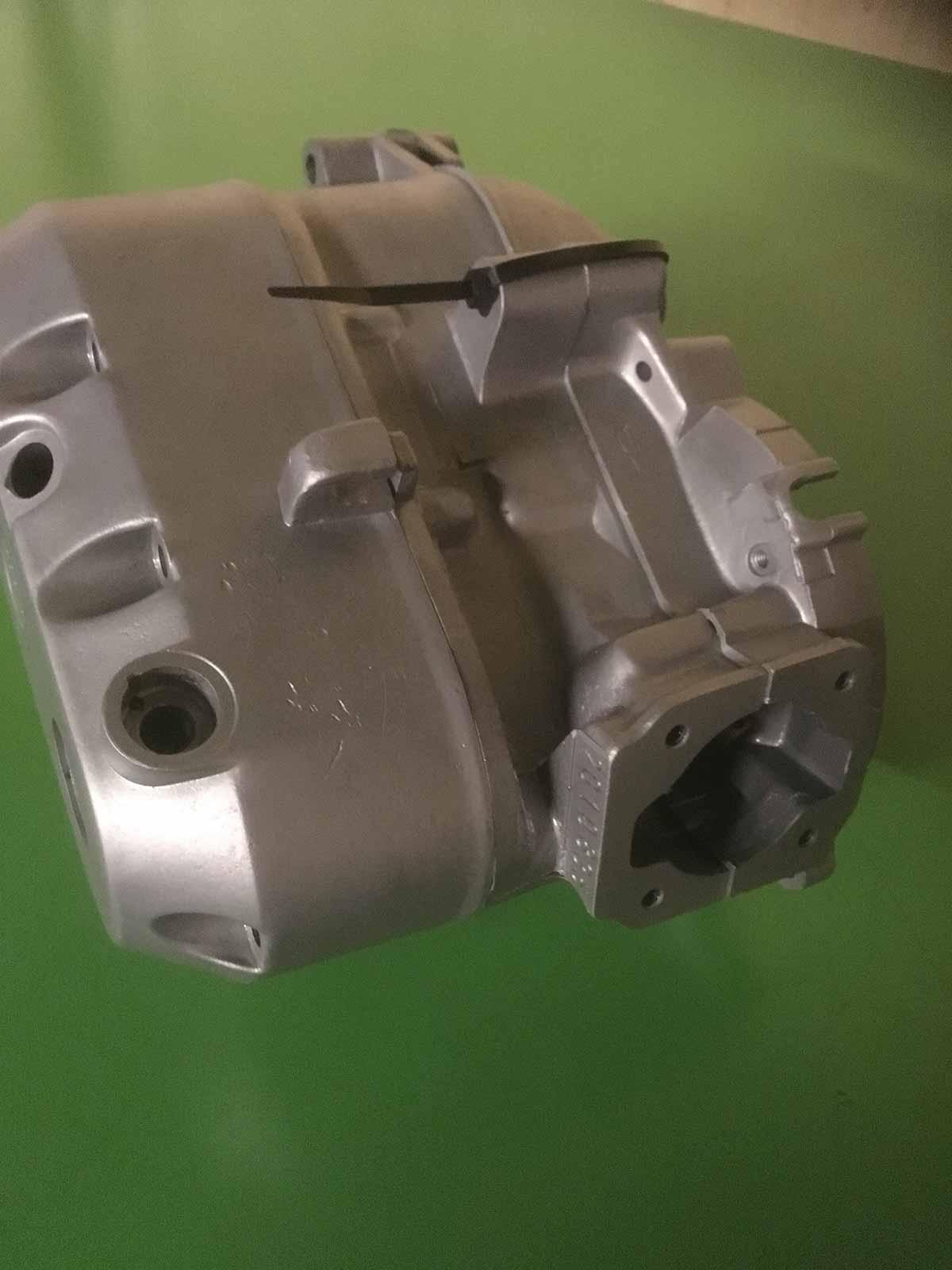 Puch motor - Efter AquaNife vandpolering