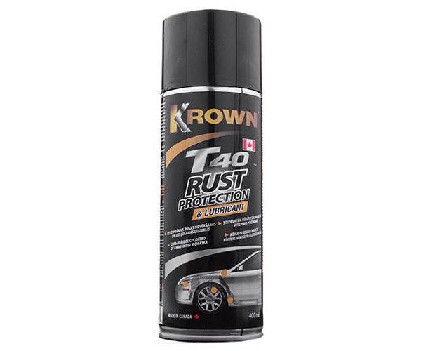 Rustbeskyttelse og smørelse T40