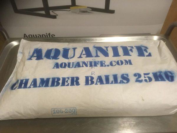 AquaNife Chamber Balls 25 kg