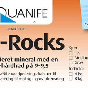 AquaNife Cut-Rocks